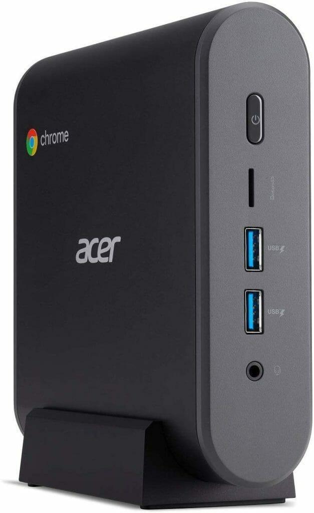 Acer Chromebox CXI3-4GKM4 front