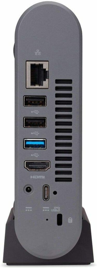 Acer Chromebox CXI3-4GKM4 ports