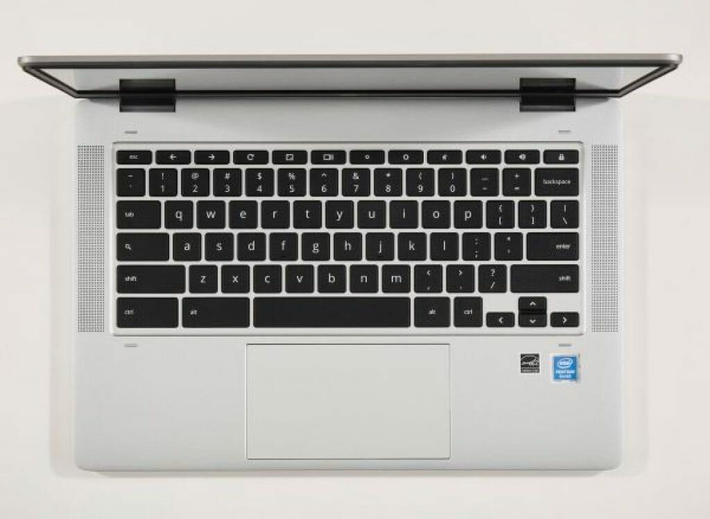 HP Chromebook 14a-ca0022nr keyboard